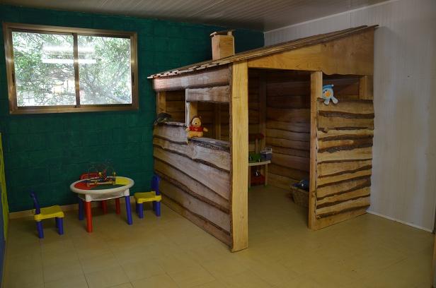 La caseta de fusta