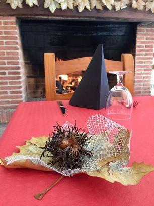 Nadal a Els Cortals - Decoració interior